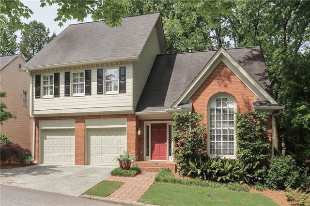 1433 Sheridan Walk NE, Atlanta, GA 30324 (MLS #6611908) :: The North Georgia Group