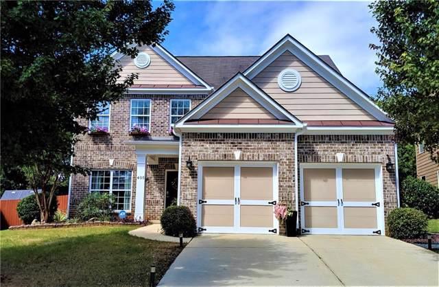 405 Highbranch Circle, Lawrenceville, GA 30044 (MLS #6611924) :: North Atlanta Home Team