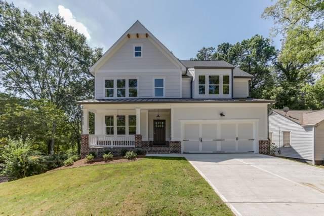 1174 Church Street SE, Smyrna, GA 30080 (MLS #6611998) :: North Atlanta Home Team