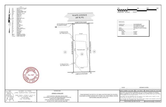 0 Waits Avenue, Atlanta, GA 30331 (MLS #6612012) :: The Heyl Group at Keller Williams