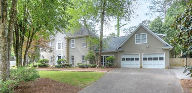 1993 River Forest Drive, Marietta, GA 30068 (MLS #6612043) :: The Cowan Connection Team