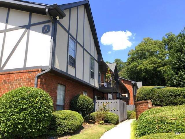 6851 Roswell Road A4, Sandy Springs, GA 30328 (MLS #6612147) :: Path & Post Real Estate