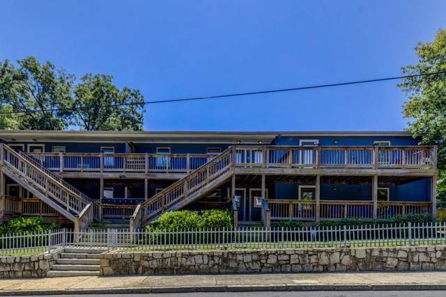 562 Formwalt Street SW #4, Atlanta, GA 30312 (MLS #6612151) :: The Hinsons - Mike Hinson & Harriet Hinson