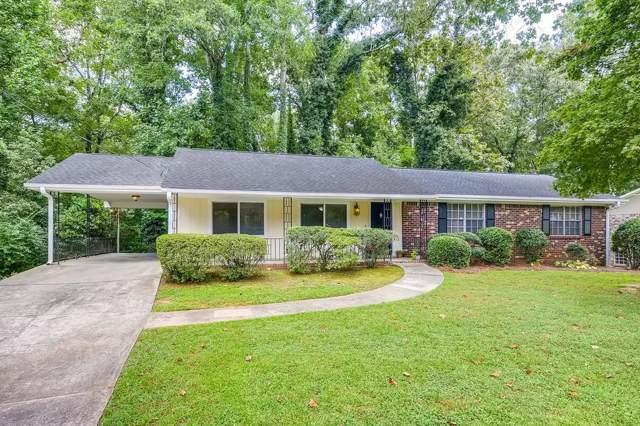 4285 Fawn Lane SE, Smyrna, GA 30082 (MLS #6612295) :: Kennesaw Life Real Estate
