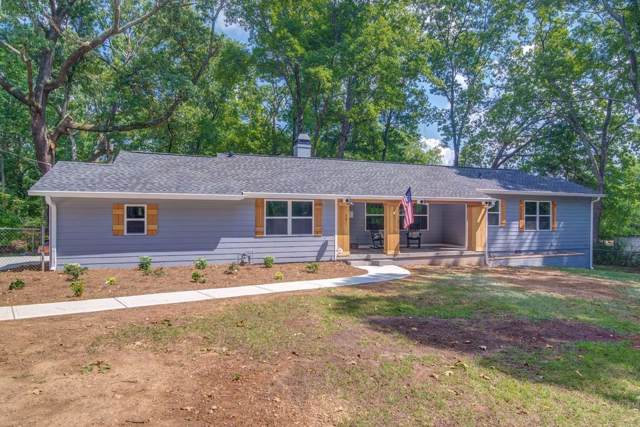 591 Lovejoy Street SE, Marietta, GA 30008 (MLS #6612380) :: The Heyl Group at Keller Williams