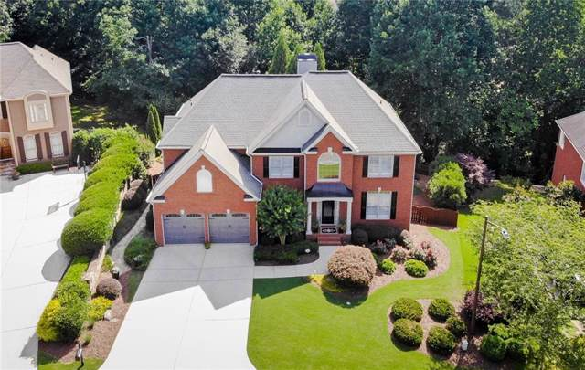 3909 Fort Trail NE, Roswell, GA 30075 (MLS #6612406) :: North Atlanta Home Team