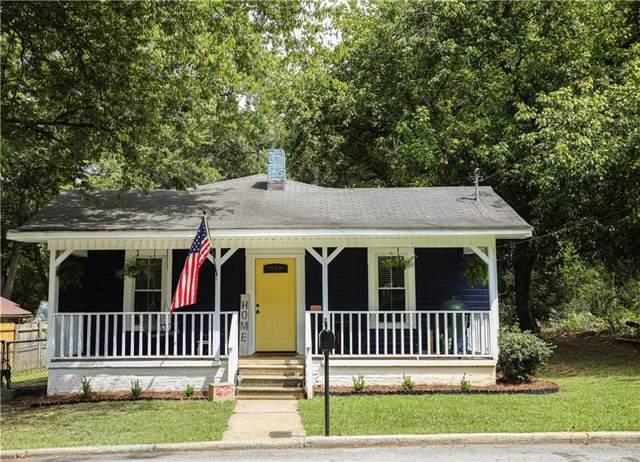 526 Sciple Street, Rockmart, GA 30153 (MLS #6612430) :: The North Georgia Group