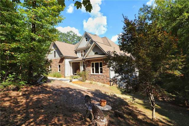 675 Outback Road, Jasper, GA 30143 (MLS #6612454) :: The North Georgia Group