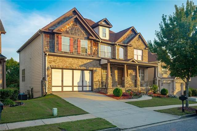 1169 Leybourne Cove, Lawrenceville, GA 30045 (MLS #6612533) :: North Atlanta Home Team