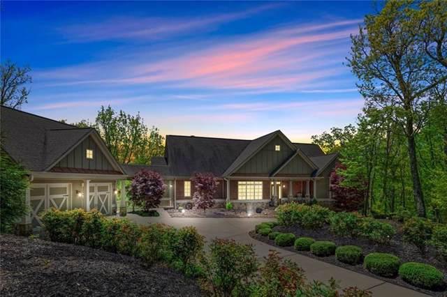 447 Big Oak Drive, Jasper, GA 30143 (MLS #6612602) :: North Atlanta Home Team