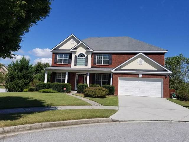 129 Jarrod Oaks Court, Loganville, GA 30052 (MLS #6612648) :: North Atlanta Home Team