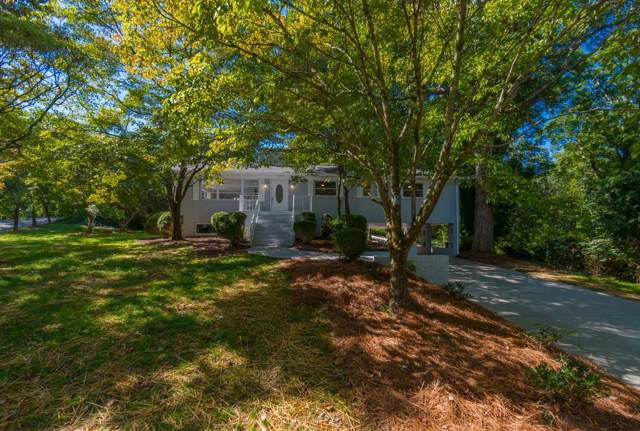 1081 Lakemont Drive, Gainesville, GA 30501 (MLS #6612683) :: Path & Post Real Estate