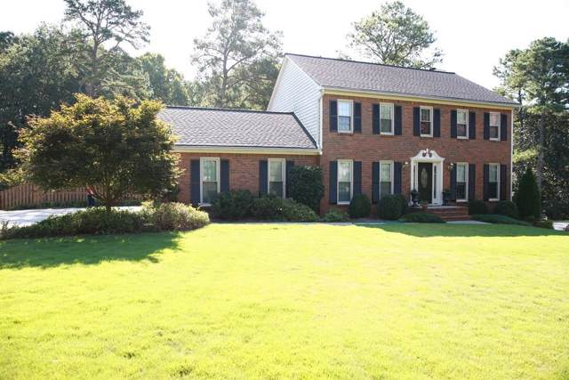 2502 Meadowglen Trail, Snellville, GA 30078 (MLS #6612696) :: The Heyl Group at Keller Williams