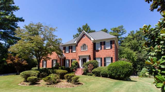 2541 Berwick Walk, Snellville, GA 30078 (MLS #6612702) :: The Heyl Group at Keller Williams