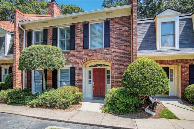 4 Pendleton Place NE, Atlanta, GA 30342 (MLS #6612708) :: The Heyl Group at Keller Williams