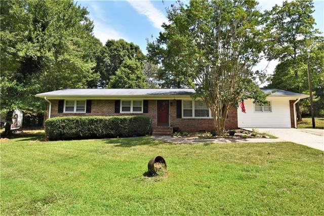 226 Friar Tuck Road, Clarkesville, GA 30523 (MLS #6612732) :: North Atlanta Home Team