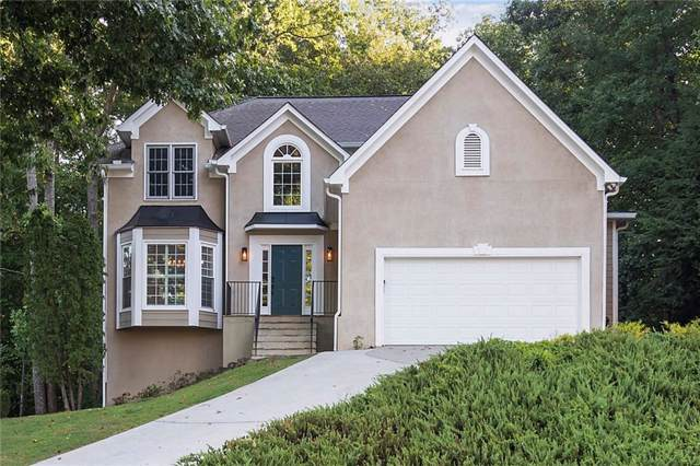 11710 Leeward Walk Circle, Alpharetta, GA 30005 (MLS #6612744) :: North Atlanta Home Team