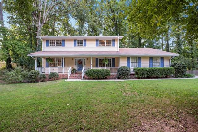 2363 Sandell Drive, Dunwoody, GA 30338 (MLS #6612752) :: North Atlanta Home Team