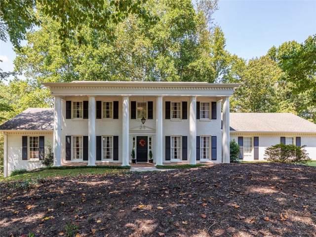 955 Oakhaven Drive, Roswell, GA 30075 (MLS #6612805) :: North Atlanta Home Team