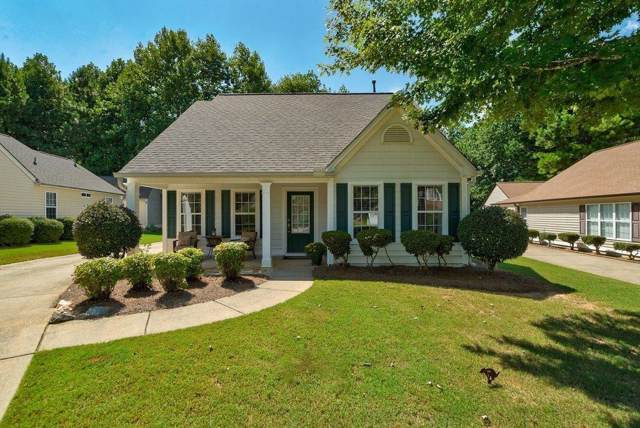 2062 Greenhill Pass, Canton, GA 30114 (MLS #6612828) :: North Atlanta Home Team