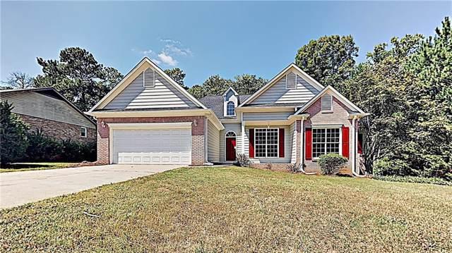 2803 Club Forest Drive SE, Conyers, GA 30013 (MLS #6612831) :: North Atlanta Home Team