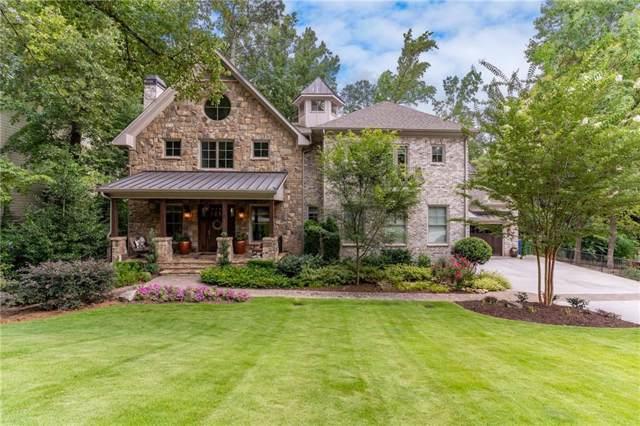 15 Lake Forrest Lane, Atlanta, GA 30342 (MLS #6612852) :: Dillard and Company Realty Group