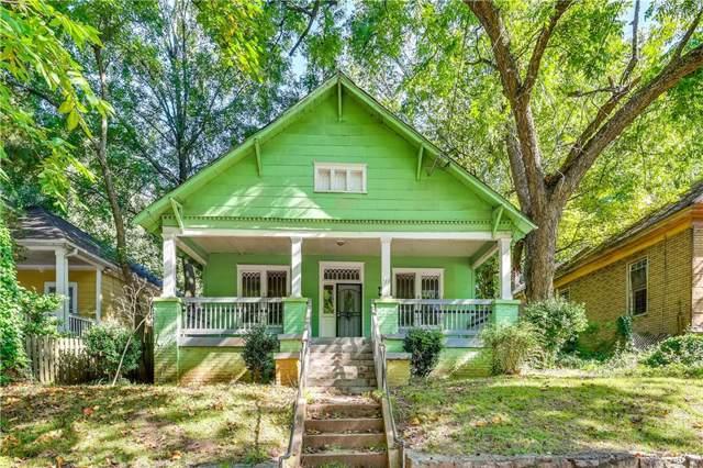 713 Dill Avenue SW, Atlanta, GA 30310 (MLS #6612897) :: Kennesaw Life Real Estate