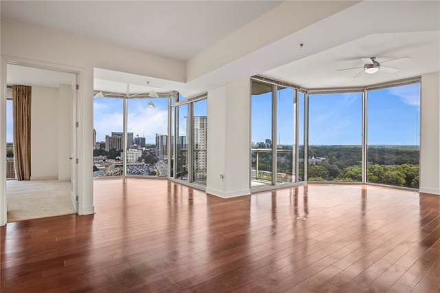 2795 Peachtree Road NE #1709, Atlanta, GA 30305 (MLS #6612956) :: North Atlanta Home Team