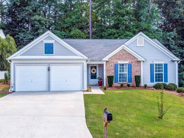 135 Park Forest Drive NW, Kennesaw, GA 30144 (MLS #6612993) :: North Atlanta Home Team