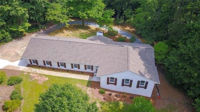 2411 Robinson Road NE, Marietta, GA 30068 (MLS #6613011) :: North Atlanta Home Team