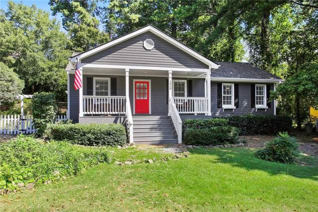 1820 Hickory Road, Chamblee, GA 30341 (MLS #6613027) :: Kennesaw Life Real Estate
