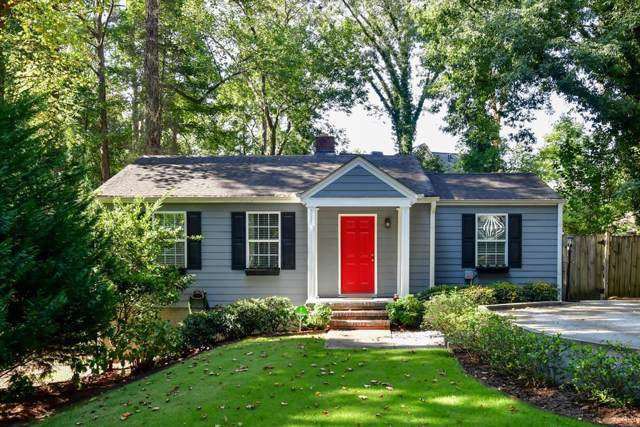 1784 Hickory Road, Atlanta, GA 30341 (MLS #6613070) :: Kennesaw Life Real Estate