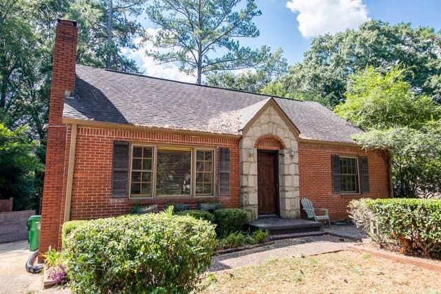 1069 Walker Drive, Decatur, GA 30030 (MLS #6613080) :: North Atlanta Home Team