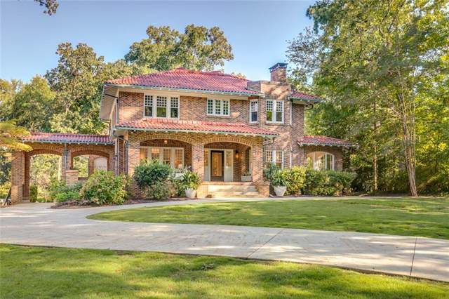 923 Springdale Road NE, Atlanta, GA 30306 (MLS #6613138) :: The Zac Team @ RE/MAX Metro Atlanta