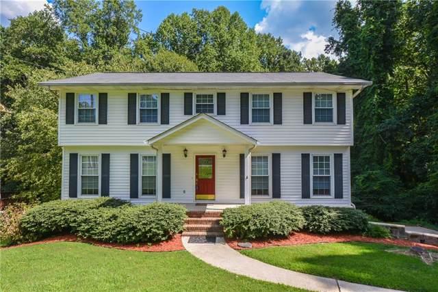 2010 Rock Creek Road, Buford, GA 30519 (MLS #6613221) :: Kennesaw Life Real Estate