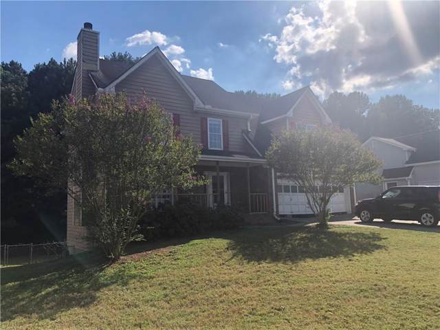 1555 Rose Pointe Drive, Loganville, GA 30052 (MLS #6613330) :: North Atlanta Home Team