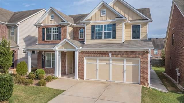 4158 Pebble Pointe Lane, Lilburn, GA 30047 (MLS #6613389) :: The Cowan Connection Team