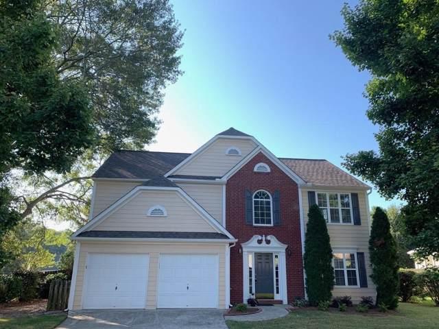 1283 Dalesford Drive, Alpharetta, GA 30004 (MLS #6613400) :: North Atlanta Home Team