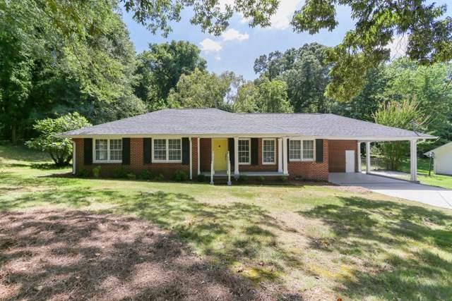 103 Springview Drive, Gainesville, GA 30501 (MLS #6613417) :: The Heyl Group at Keller Williams