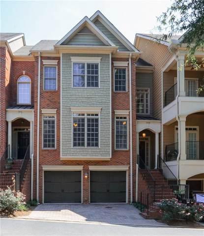 5439 Wentworth Street, Atlanta, GA 30342 (MLS #6613439) :: Todd Lemoine Team