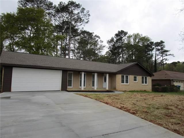 1865 Lake Lucerne Road SW, Lilburn, GA 30047 (MLS #6613483) :: North Atlanta Home Team