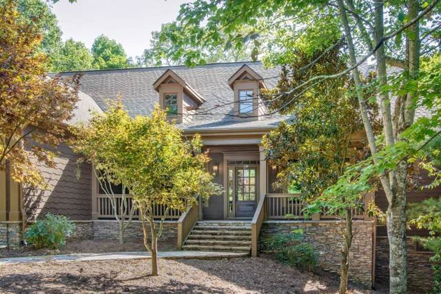 49 Bluestern Way, Big Canoe, GA 30143 (MLS #6613489) :: Path & Post Real Estate