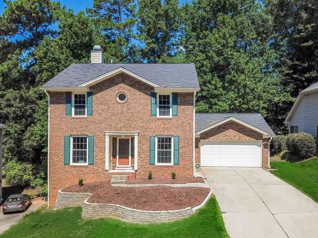 601 Mountain Harbor, Stone Mountain, GA 30087 (MLS #6613498) :: The Cowan Connection Team