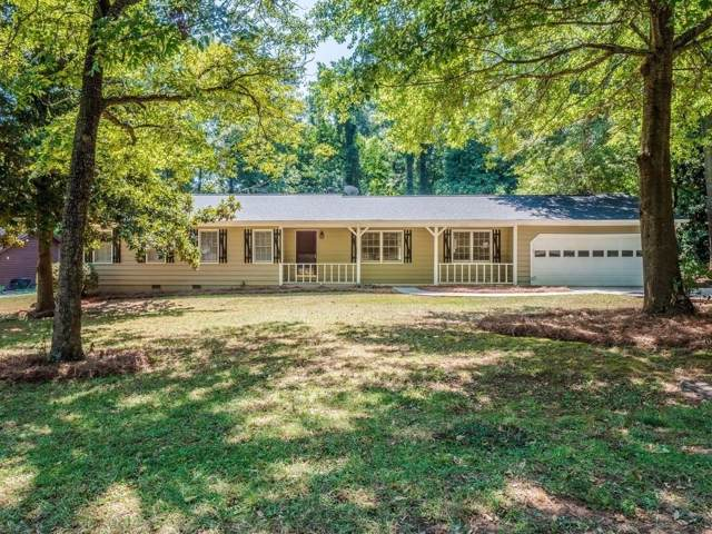 2607 Twin Oaks Drive SW, Marietta, GA 30064 (MLS #6613546) :: North Atlanta Home Team