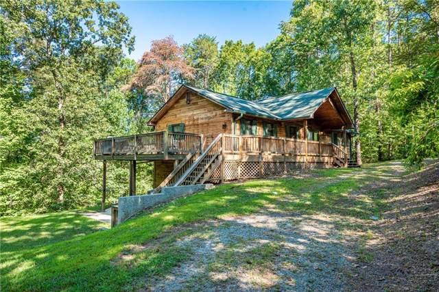 1679 Pleasant Valley Road, Talking Rock, GA 30175 (MLS #6613560) :: Team RRP | Keller Knapp, Inc.