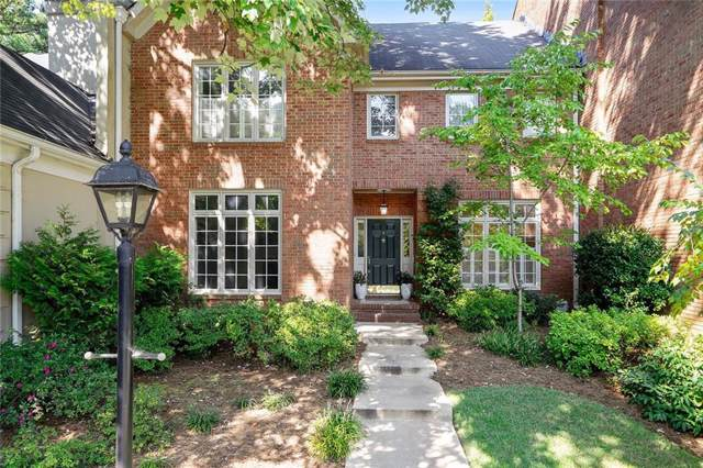 2 Paces West Terrace NW, Atlanta, GA 30327 (MLS #6613571) :: Todd Lemoine Team