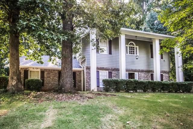 1236 To Lani Drive, Stone Mountain, GA 30083 (MLS #6613610) :: North Atlanta Home Team