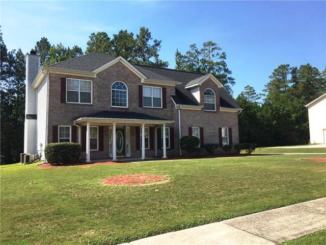 695 Sedgwick Drive, Jonesboro, GA 30238 (MLS #6613639) :: North Atlanta Home Team