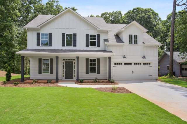 1103 Wind Hill Lane, Marietta, GA 30064 (MLS #6613699) :: North Atlanta Home Team