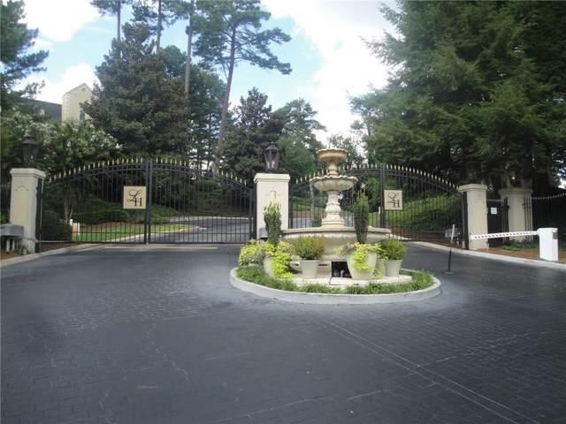 2103 NE Pine Heights Drive NE, Atlanta, GA 30324 (MLS #6613710) :: North Atlanta Home Team